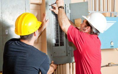 Nieuwe elektriciteits- en meteraansluitingen